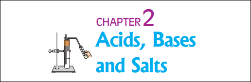 Acids, Bases And Salts Class 10th Science Chapter 2 Note